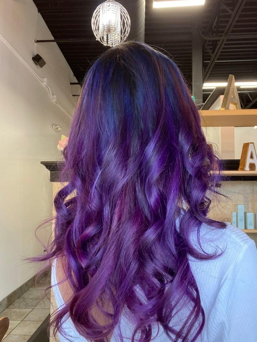 Ania Hair Salon_ Albany-NY_long purple hair