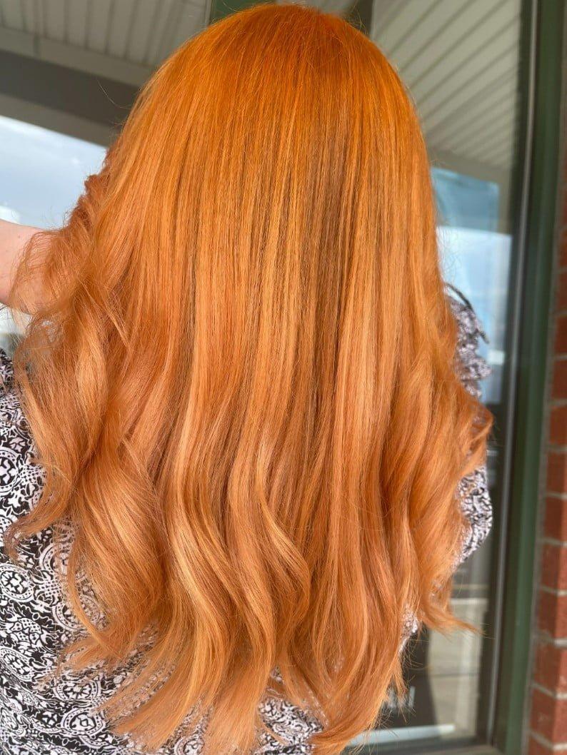 Ania Hair Salon_ Albany-NY_orange hair